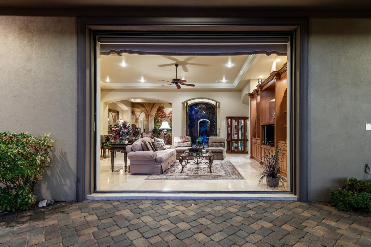 Luxury real estate Custom Home in Lake Las Vegas