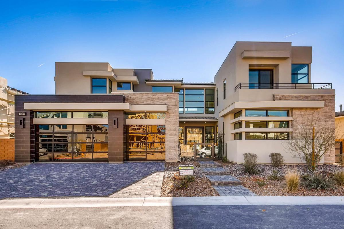 New Home In Las Vegas Nevada Luxury Homes Mansions For