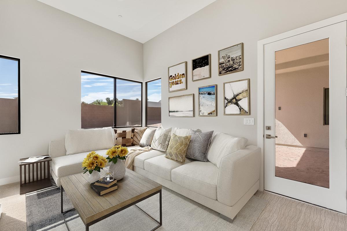 Luxury properties Top Selling William Lyon model in lake las vegas