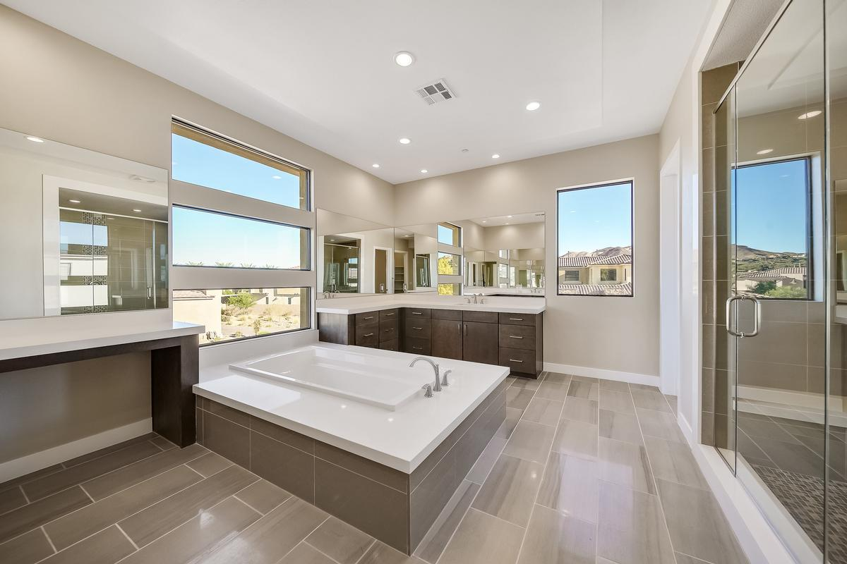 Luxury homes in Brand New William Lyon Home in Lake Las Vegas