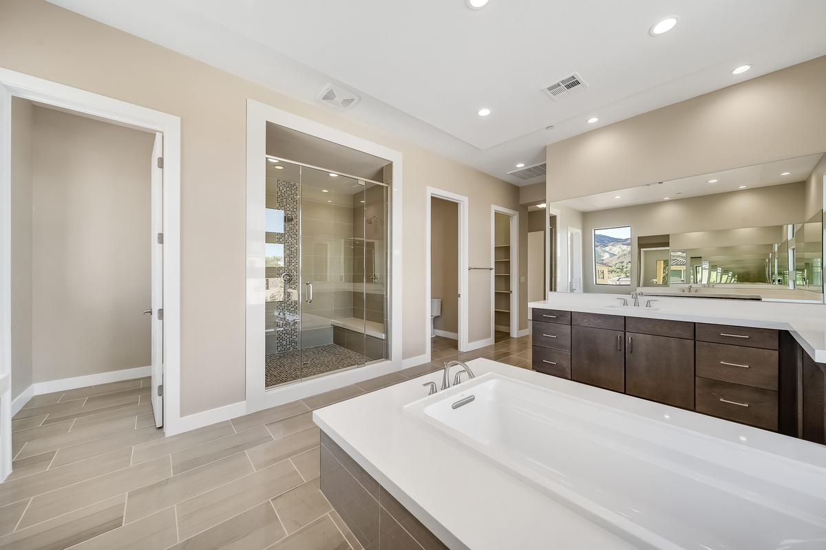 Mansions in Brand New William Lyon Home in Lake Las Vegas