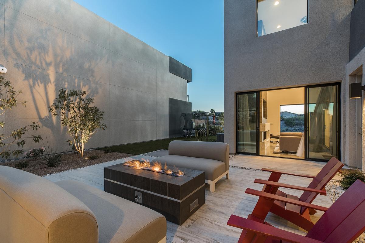 Blue Heron Las Vegas Modern Nevada Luxury Homes