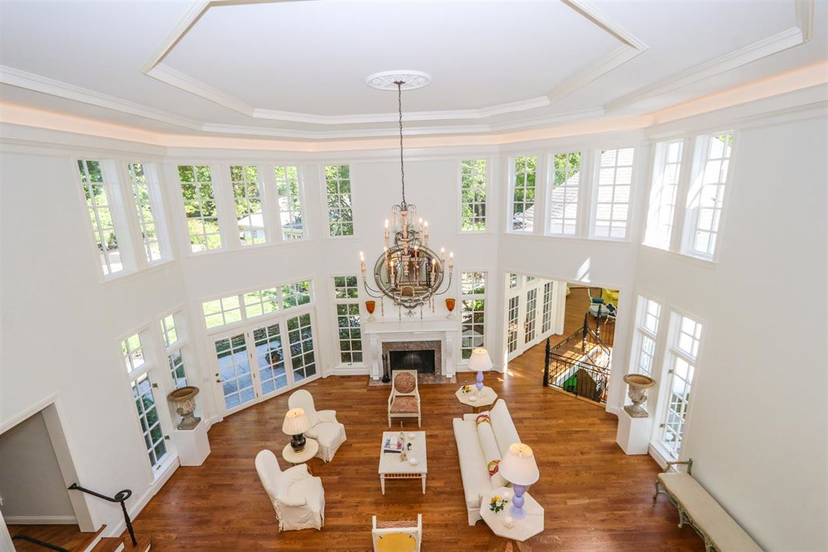 Beautiful light-filled country estate home on 9 acres luxury real estate