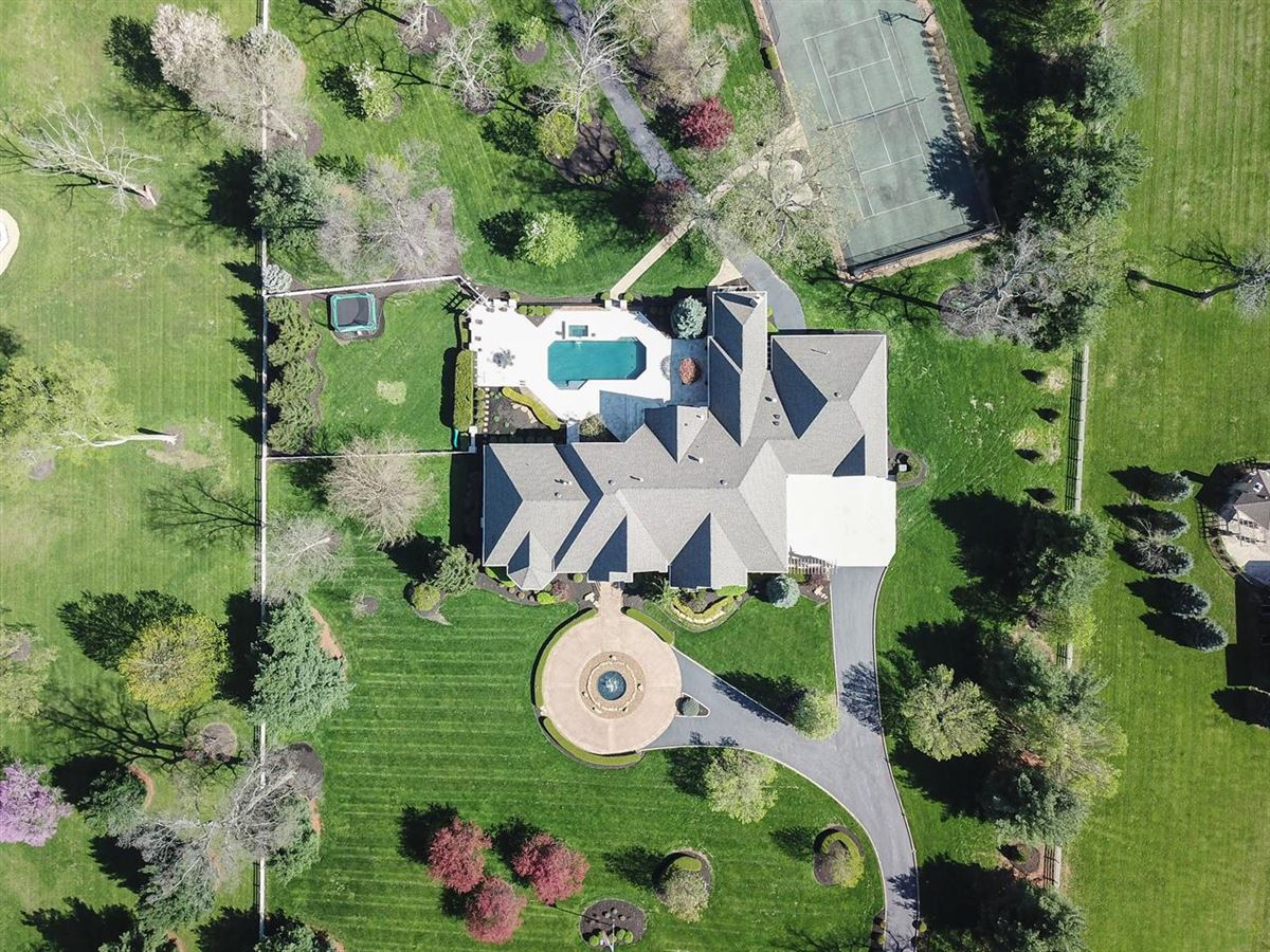 Exceptional Ranch Home on 5+ Acres luxury homes