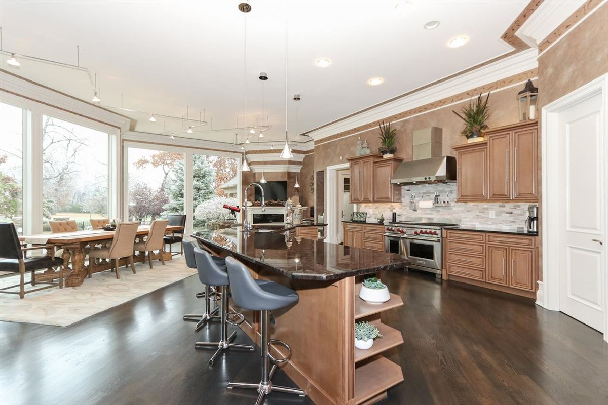 Exceptional Ranch Home on 5+ Acres luxury real estate
