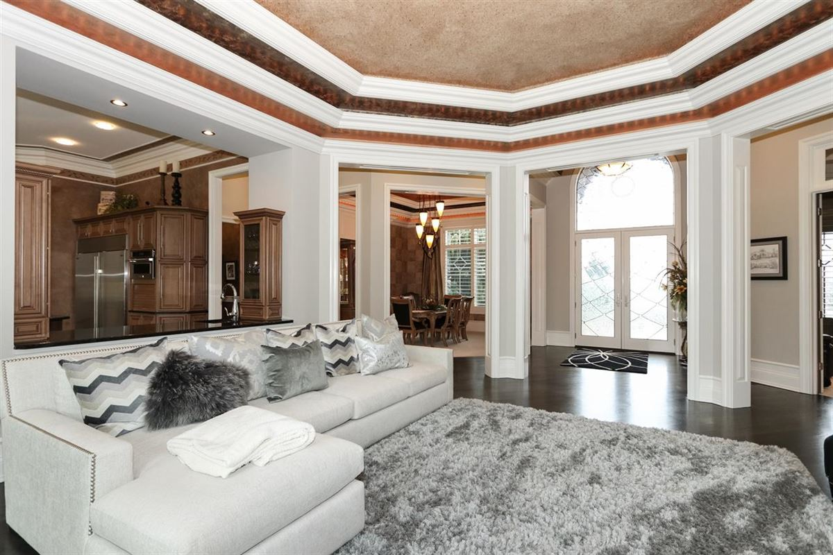 Exceptional Ranch Home on 5+ Acres mansions