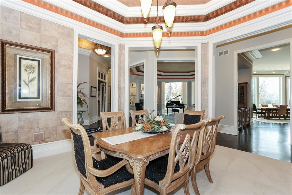 Mansions in Exceptional Ranch Home on 5+ Acres