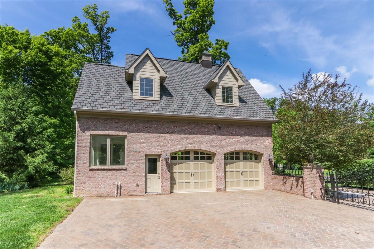 Luxury real estate gorgeous custom home on three private wooded acres