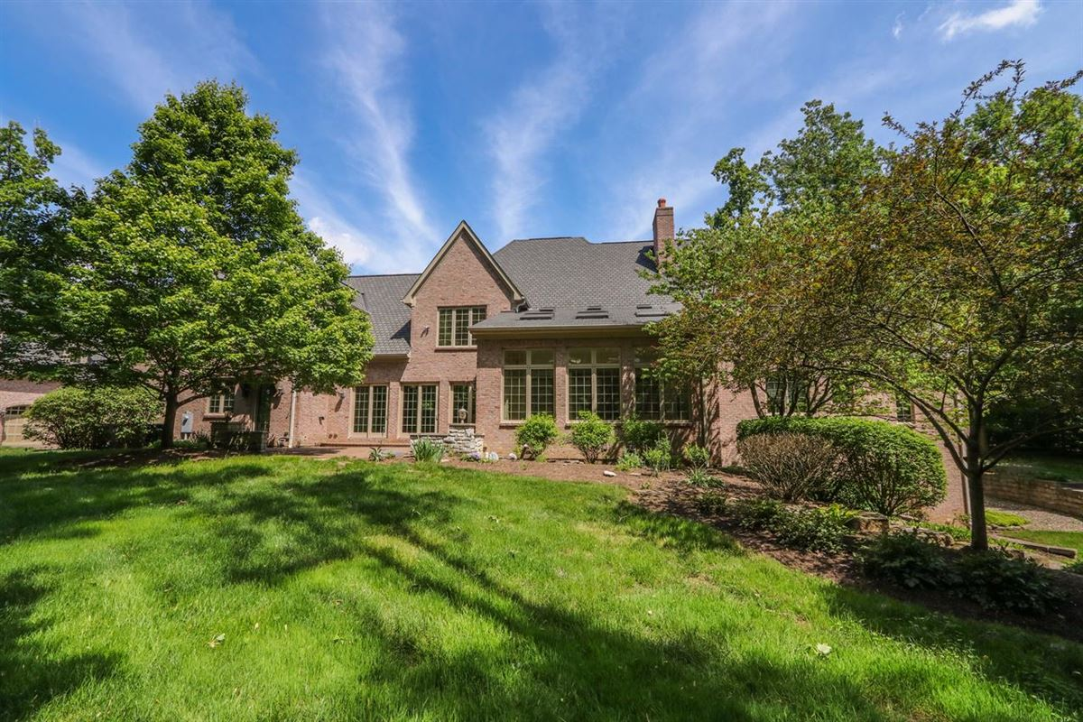 gorgeous custom home on three private wooded acres mansions