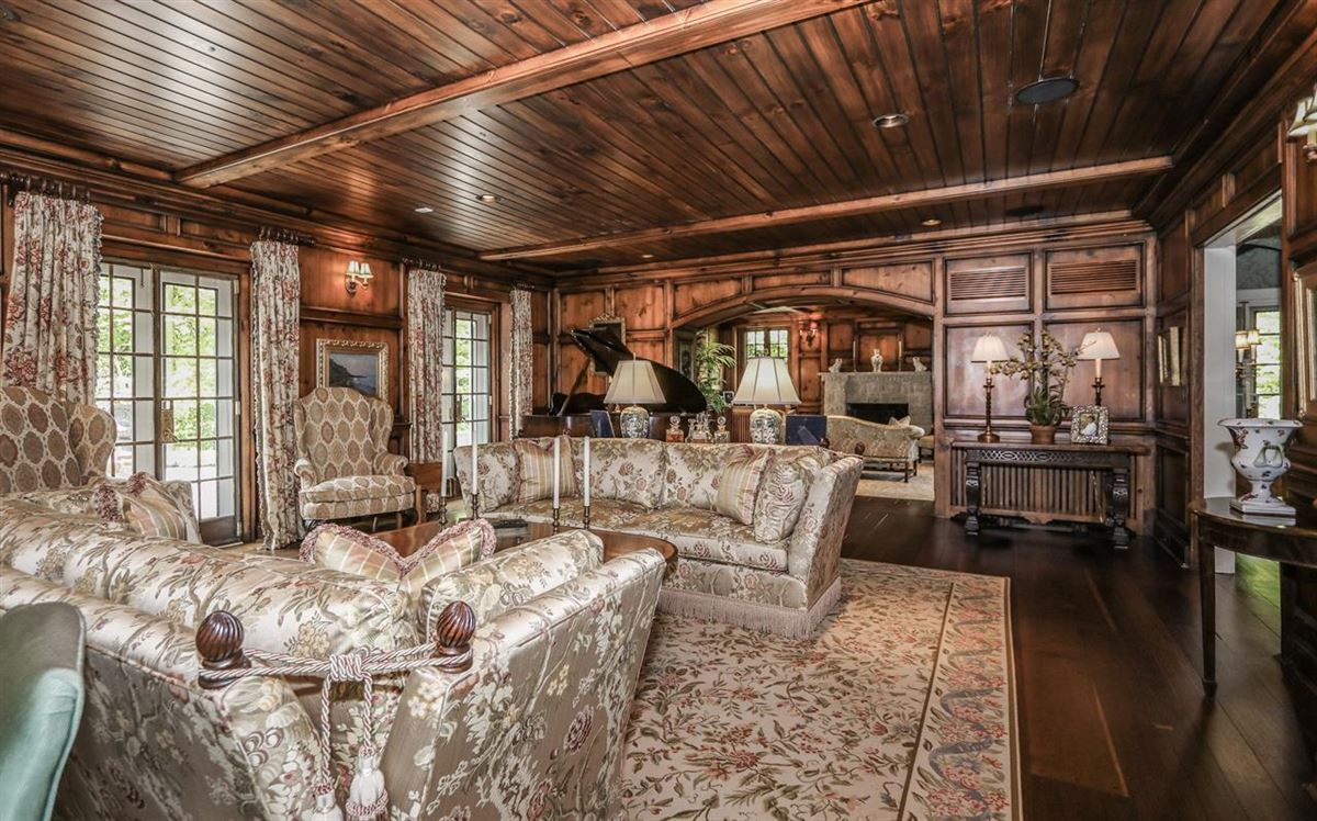 Luxury real estate History meets storybook beauty