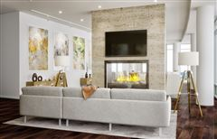 blank canvas on the top floor luxury properties