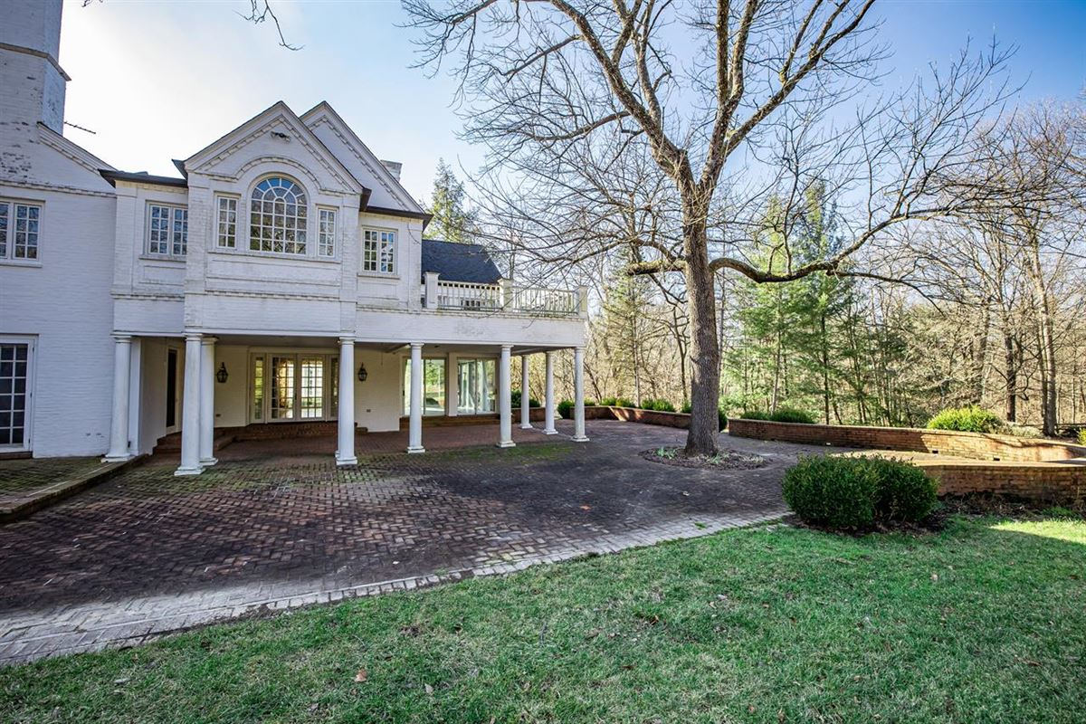 27 acre property in indian hill luxury homes