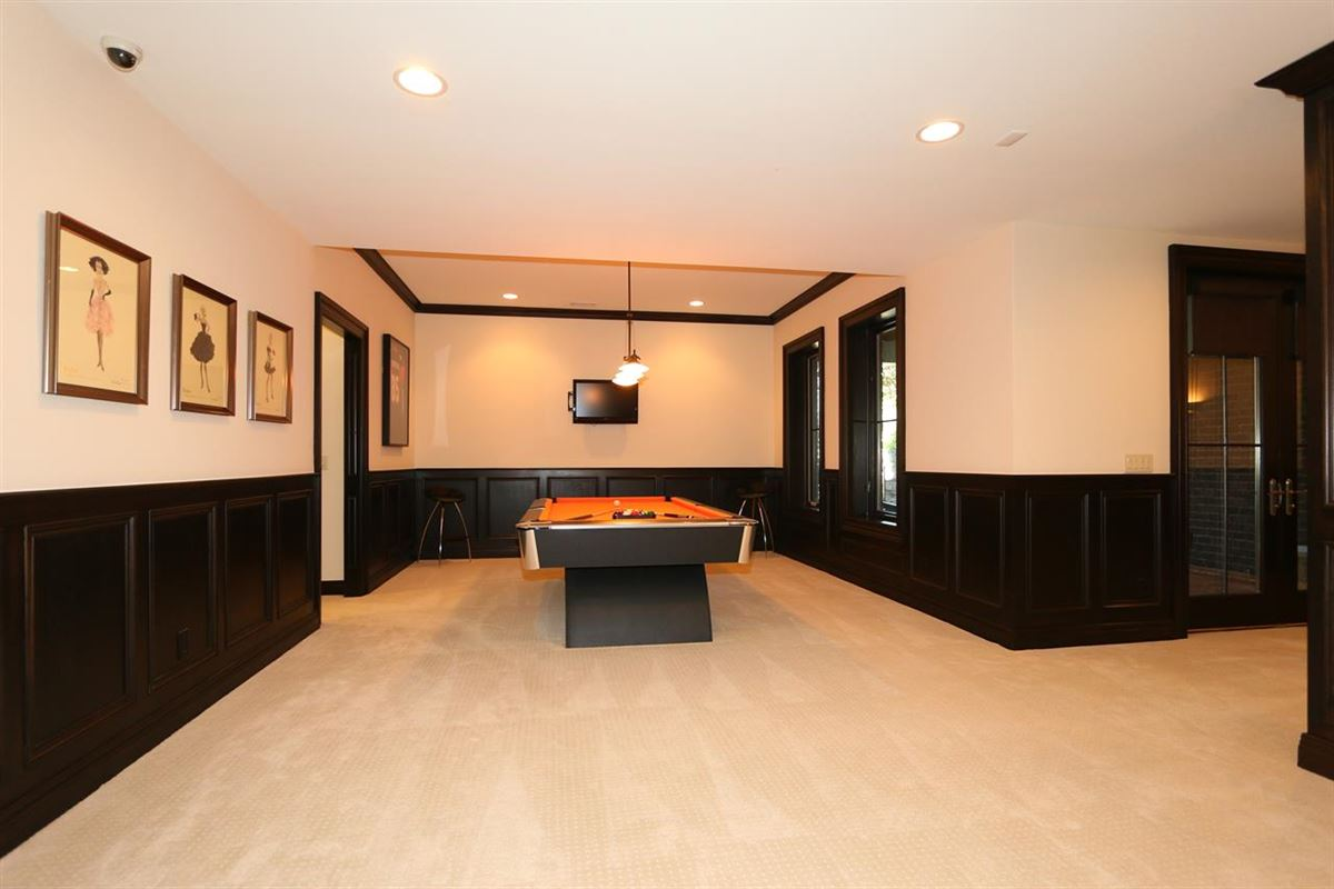 Mansions Impeccably Maintained, Custom Detail