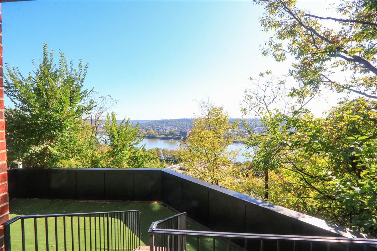 Stunning Panoramic River, City and Park views mansions