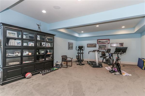 Mansions in Amazing Transitional with custom amenities