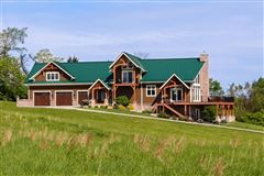 dream home on two acres with lake views luxury real estate