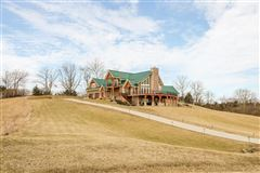 dream home on two acres with lake views luxury properties