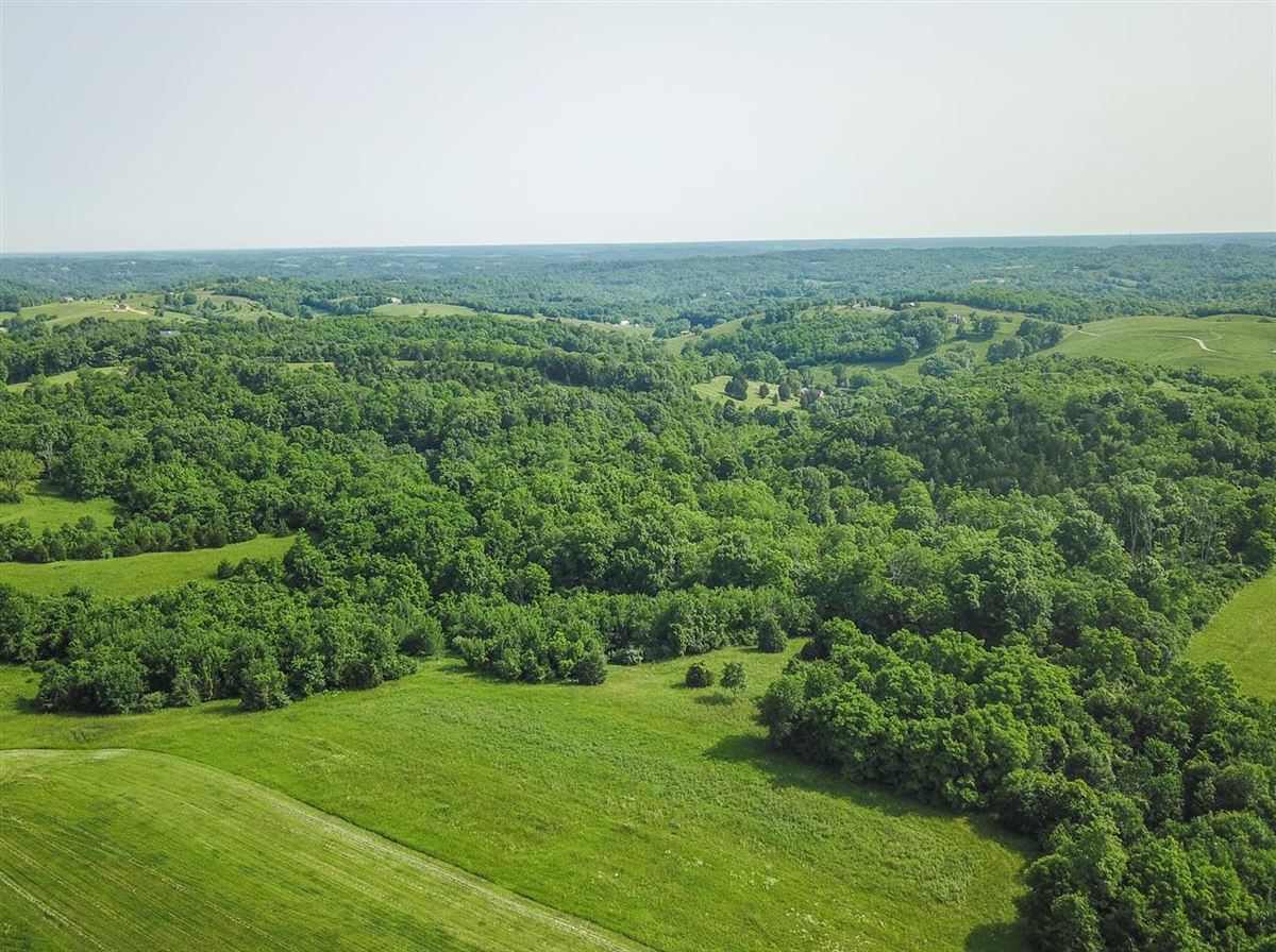 Paradise awaits just 20 minutes to Cinti on over 105 acres luxury homes