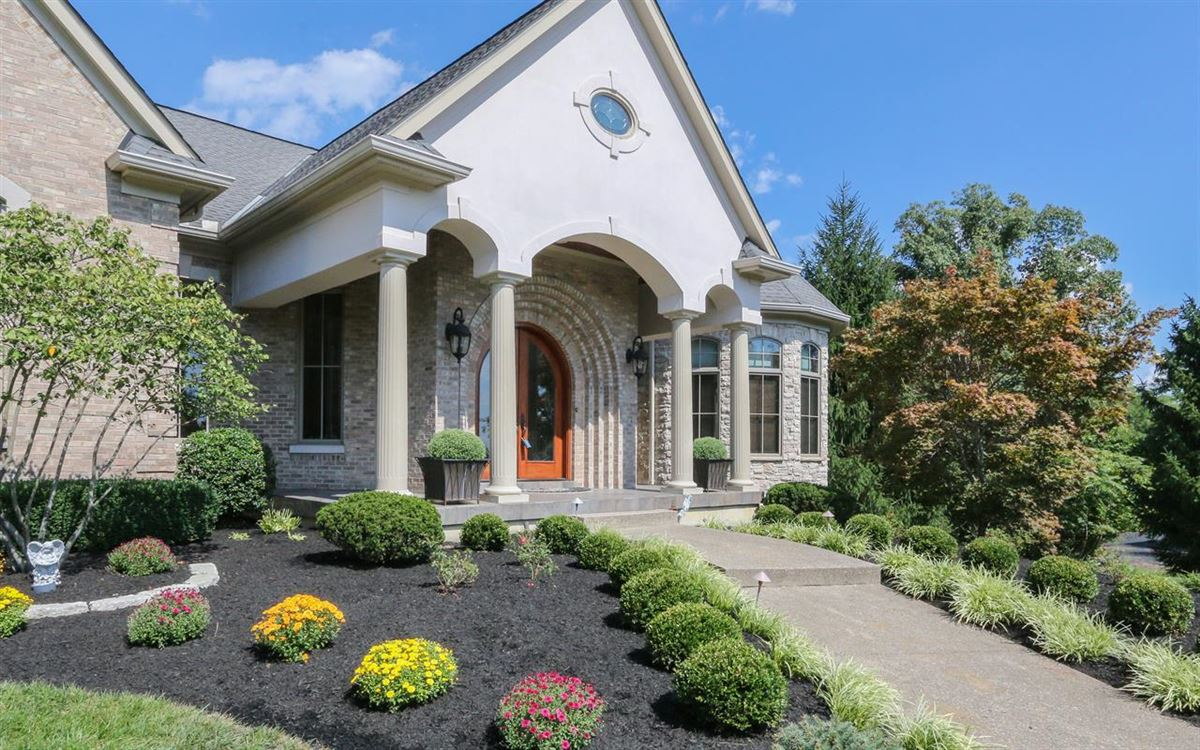 Attention to every detail in Kentucky luxury real estate