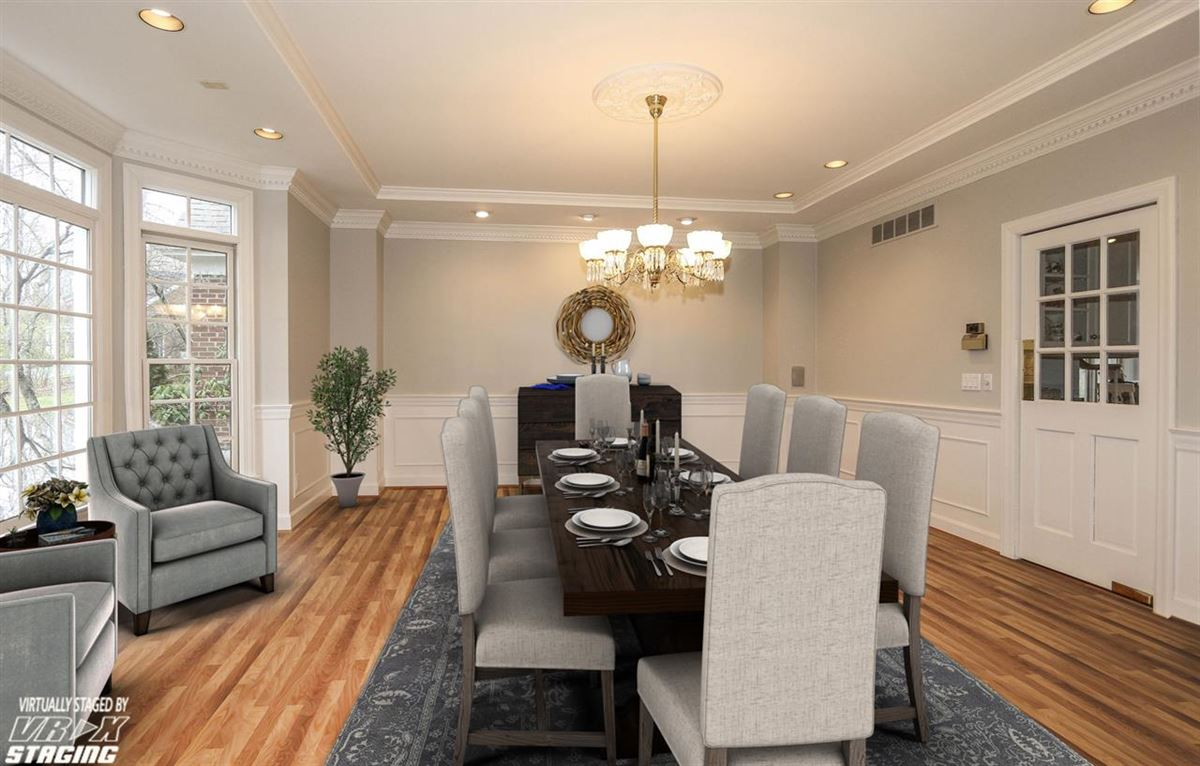 Luxury real estate gorgeous cul de sac home