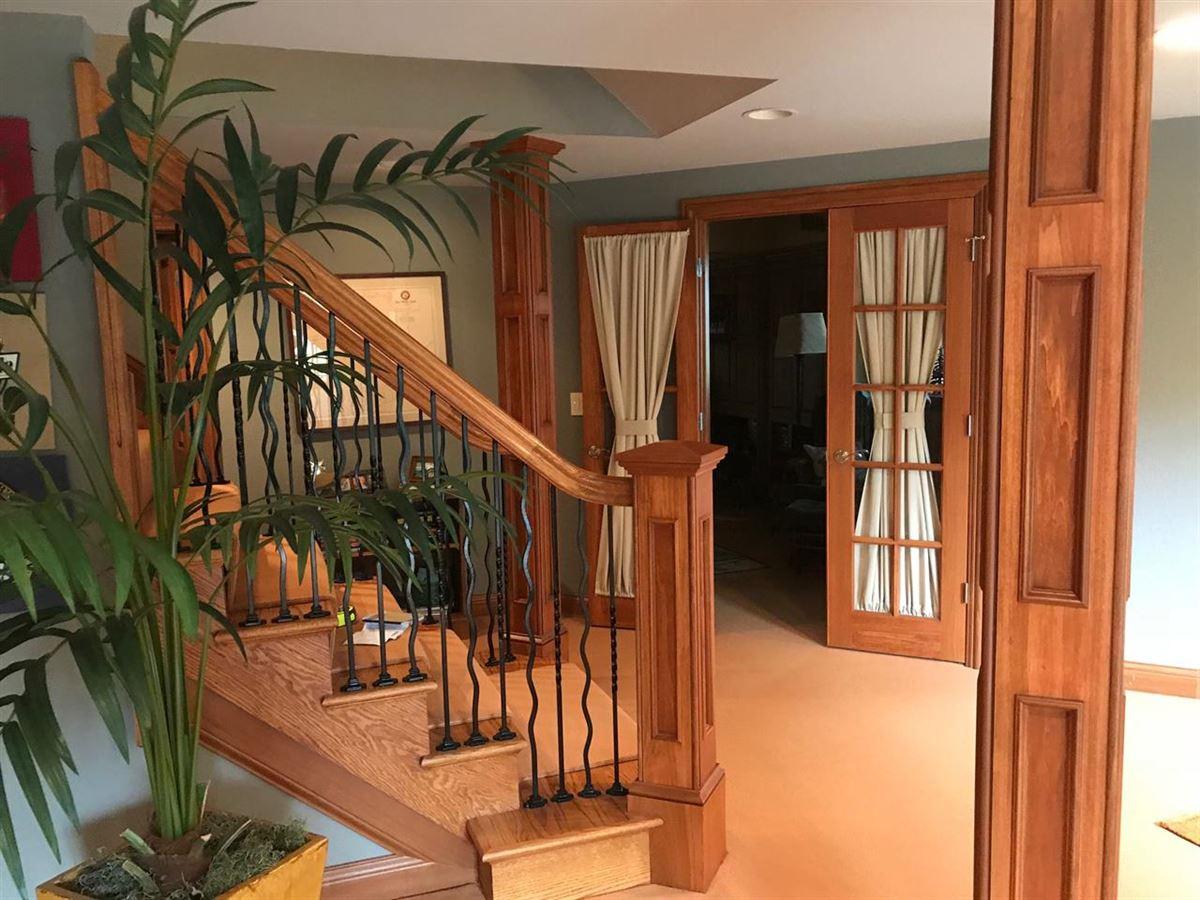Spectacular custom-built home on quiet cul-de-sac street luxury homes
