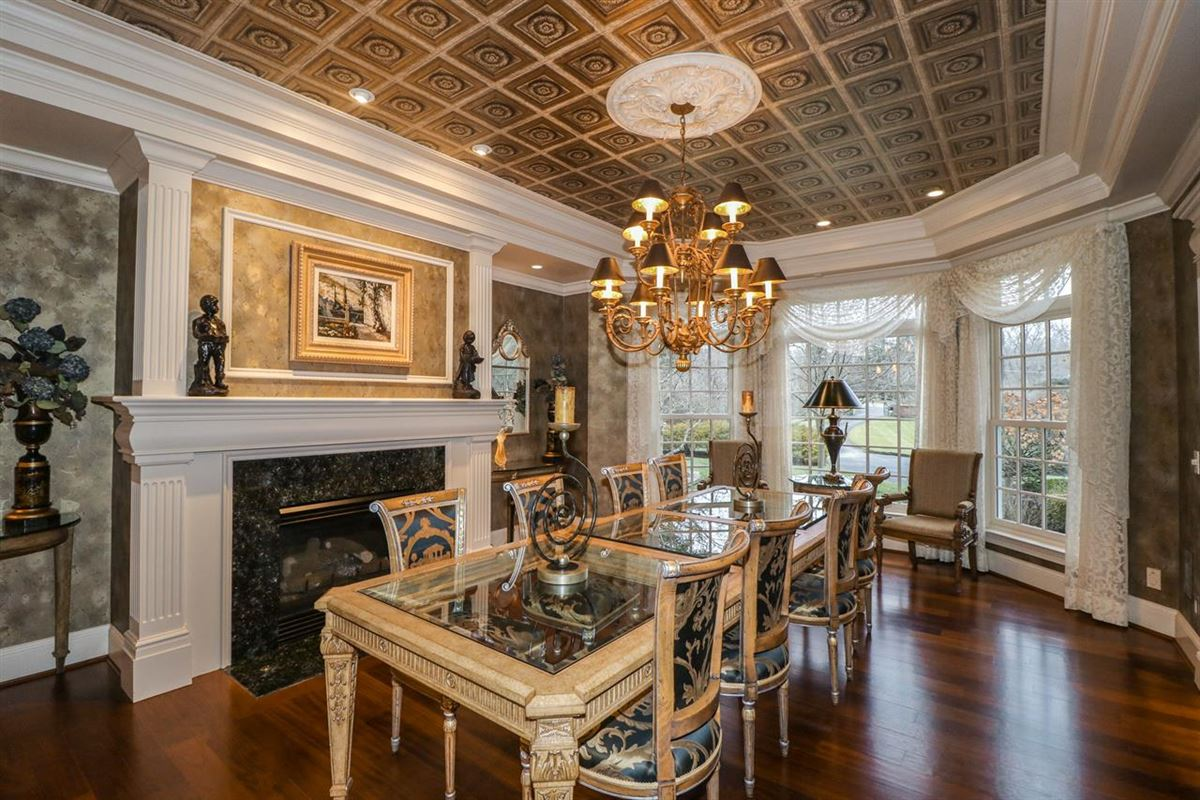 Mansions in Opulent and Luxurious  Living on Over Five Acres