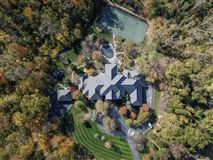 Opulent and Luxurious  Living on Over Five Acres mansions