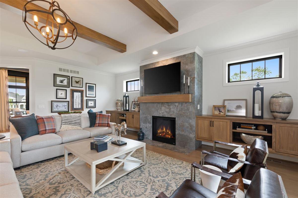 Luxury real estate luxury new urban farmhouse
