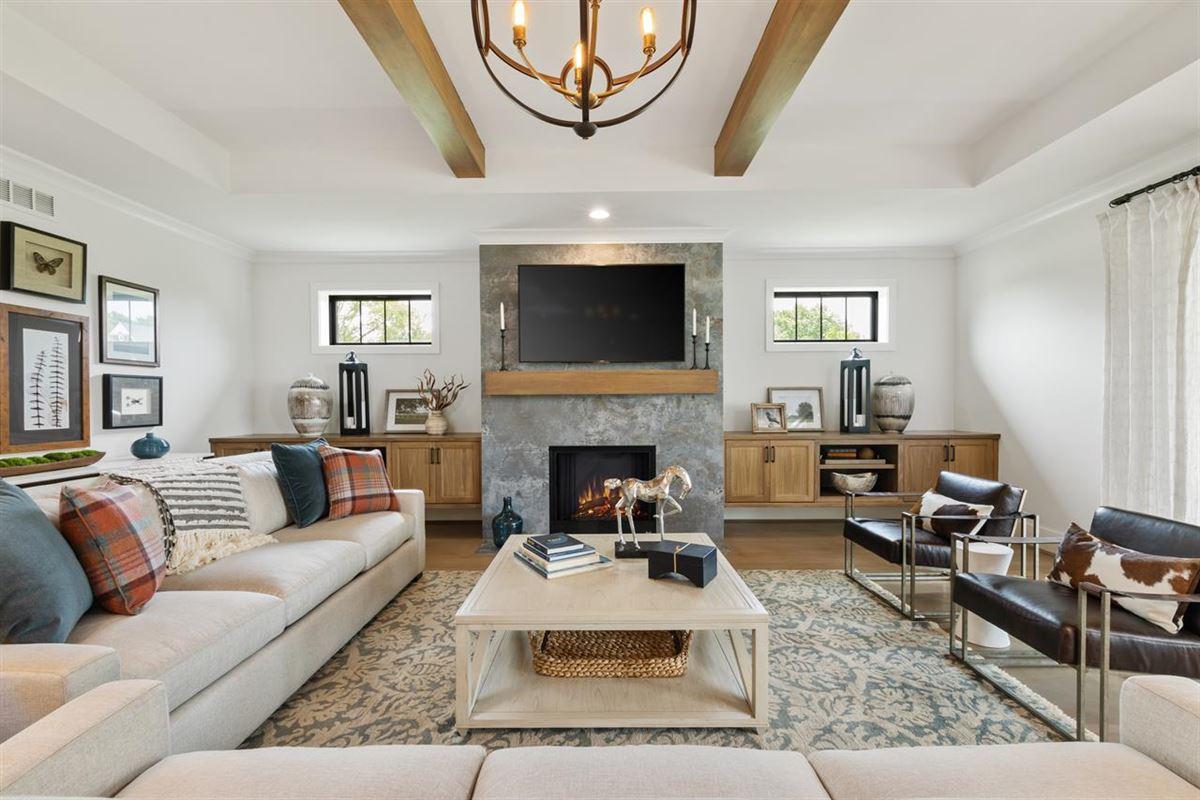 Luxury homes an urban farmhouse