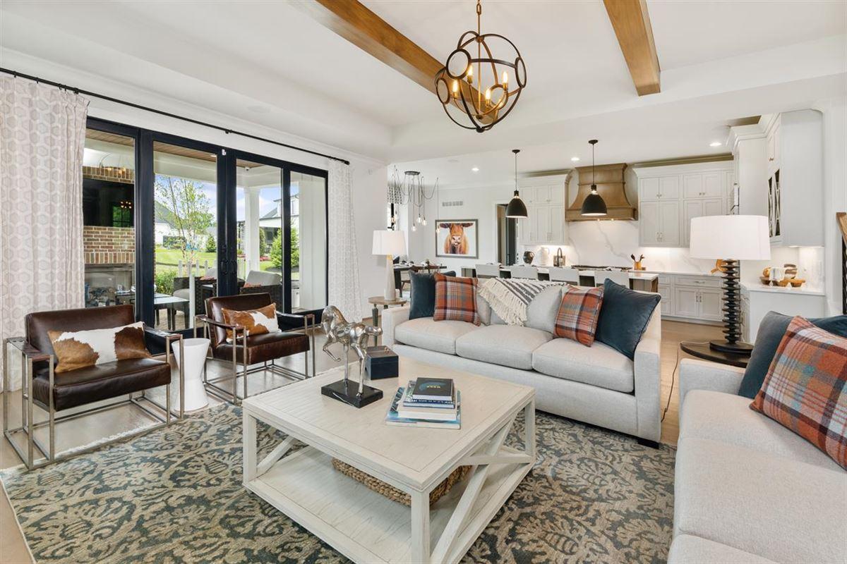 an urban farmhouse luxury homes