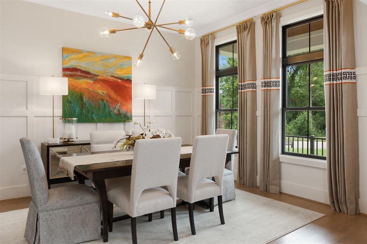 an urban farmhouse luxury real estate