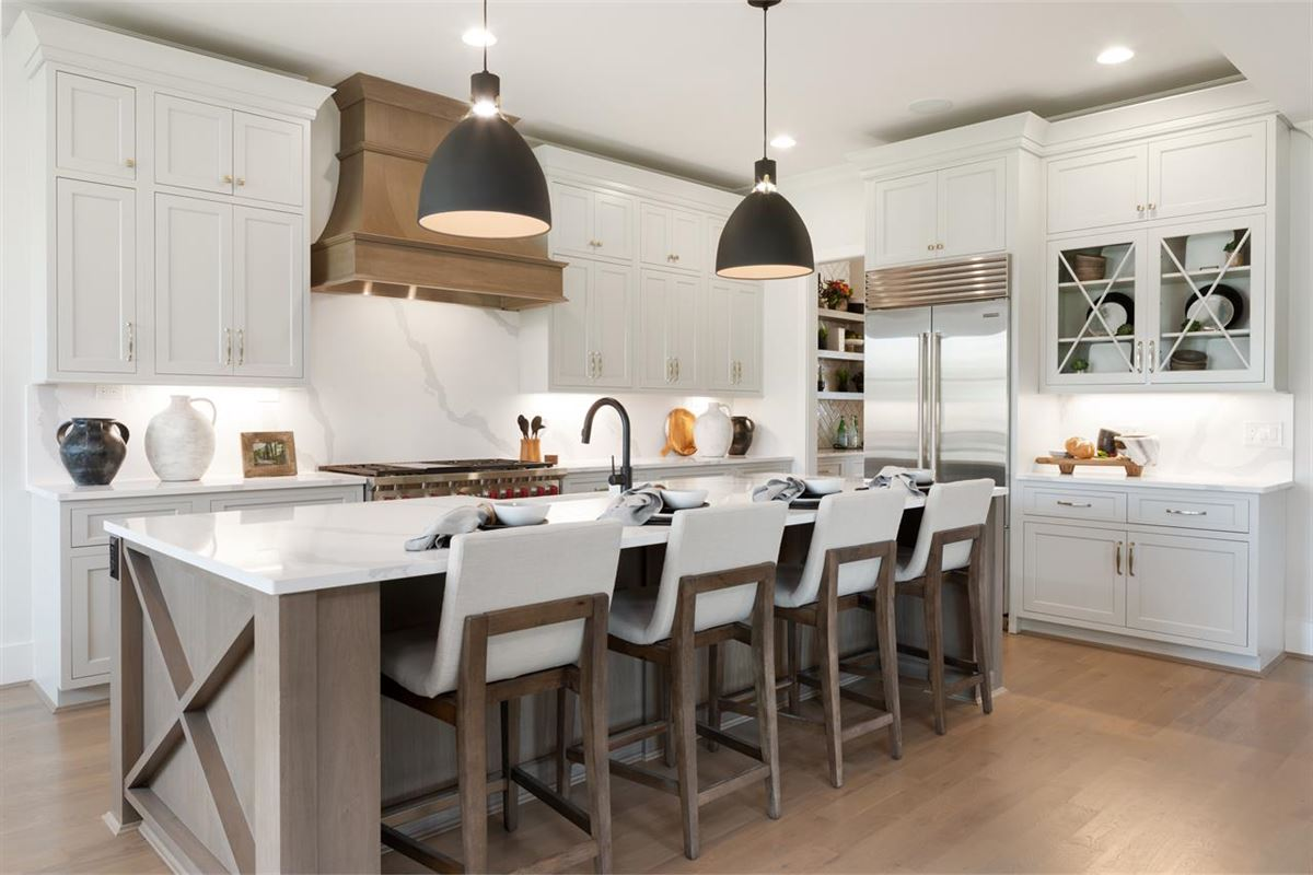 Luxury properties an urban farmhouse