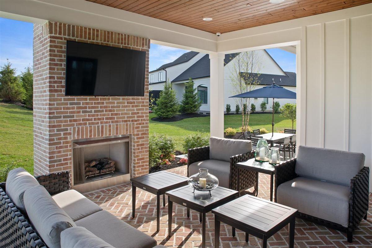 Luxury real estate an urban farmhouse