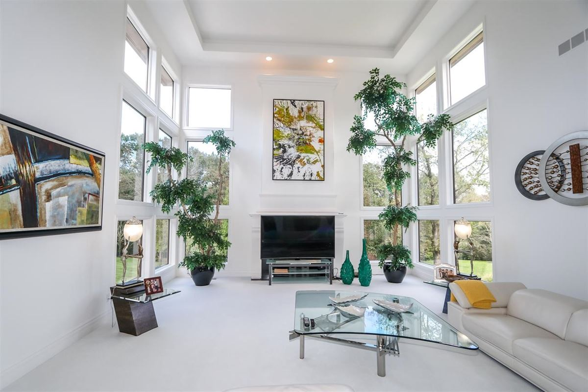 Spacious contemporary on four private acres luxury real estate