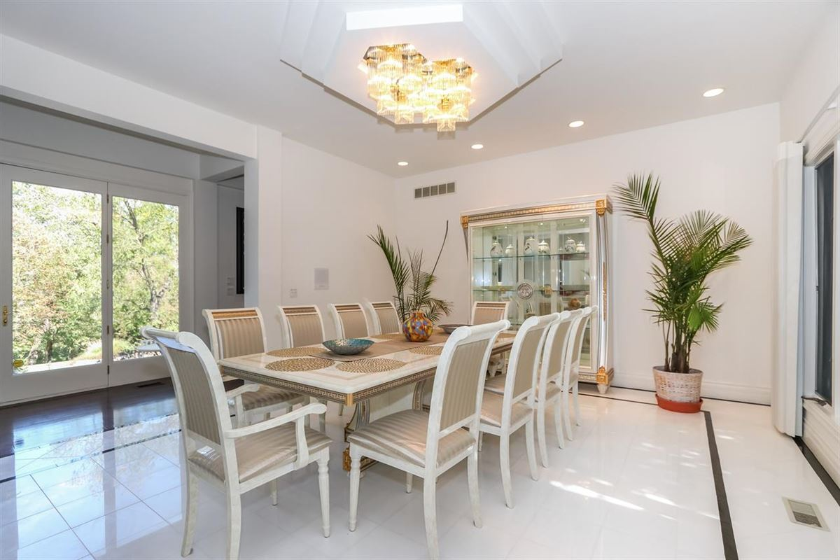 Luxury homes in Spacious contemporary on four private acres