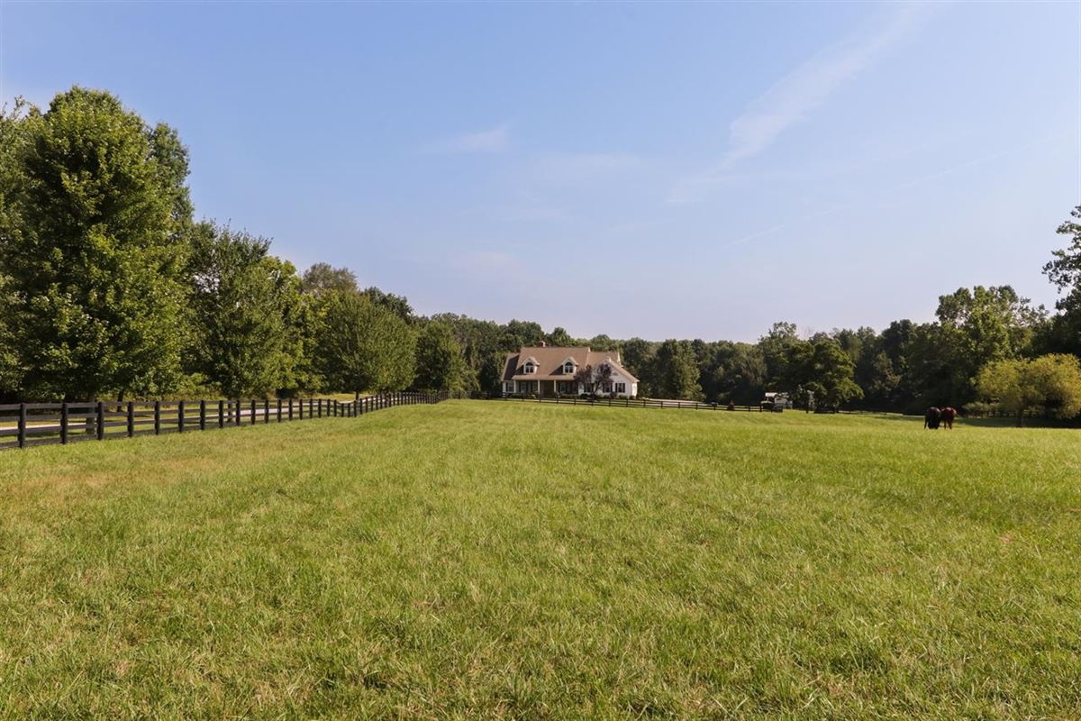 Impressive home and equestrian property luxury homes