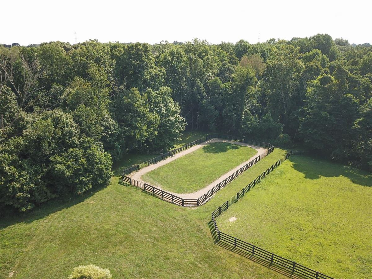 Luxury real estate Impressive home and equestrian property