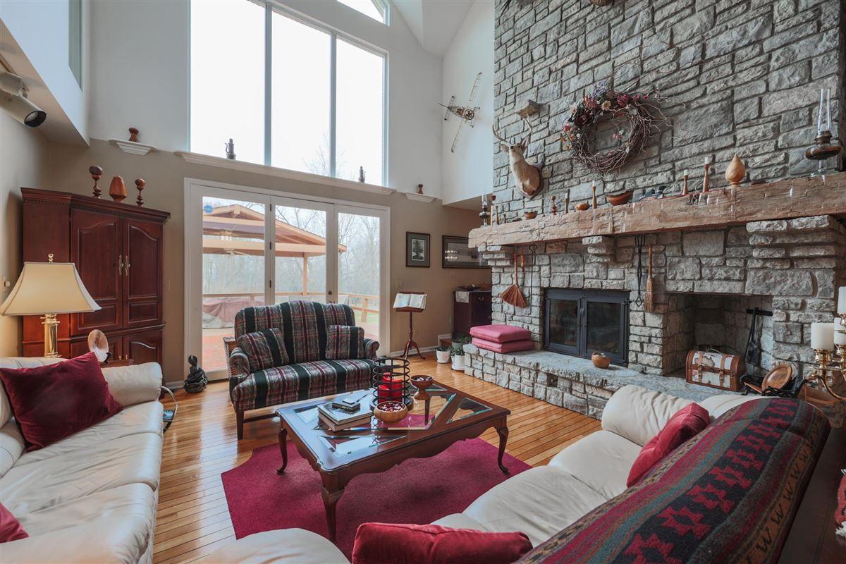52 Private Acres luxury homes