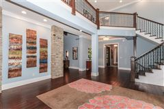 Luxury real estate Amazing Transitional home with custom amenities