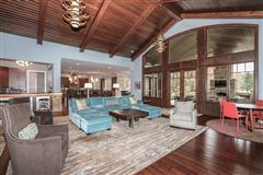 Luxury properties Amazing Transitional home with custom amenities