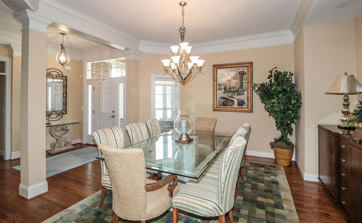Luxury real estate Dramatic Hanover club home