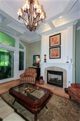 Luxury homes Beautiful custom ranch on three wooded acres