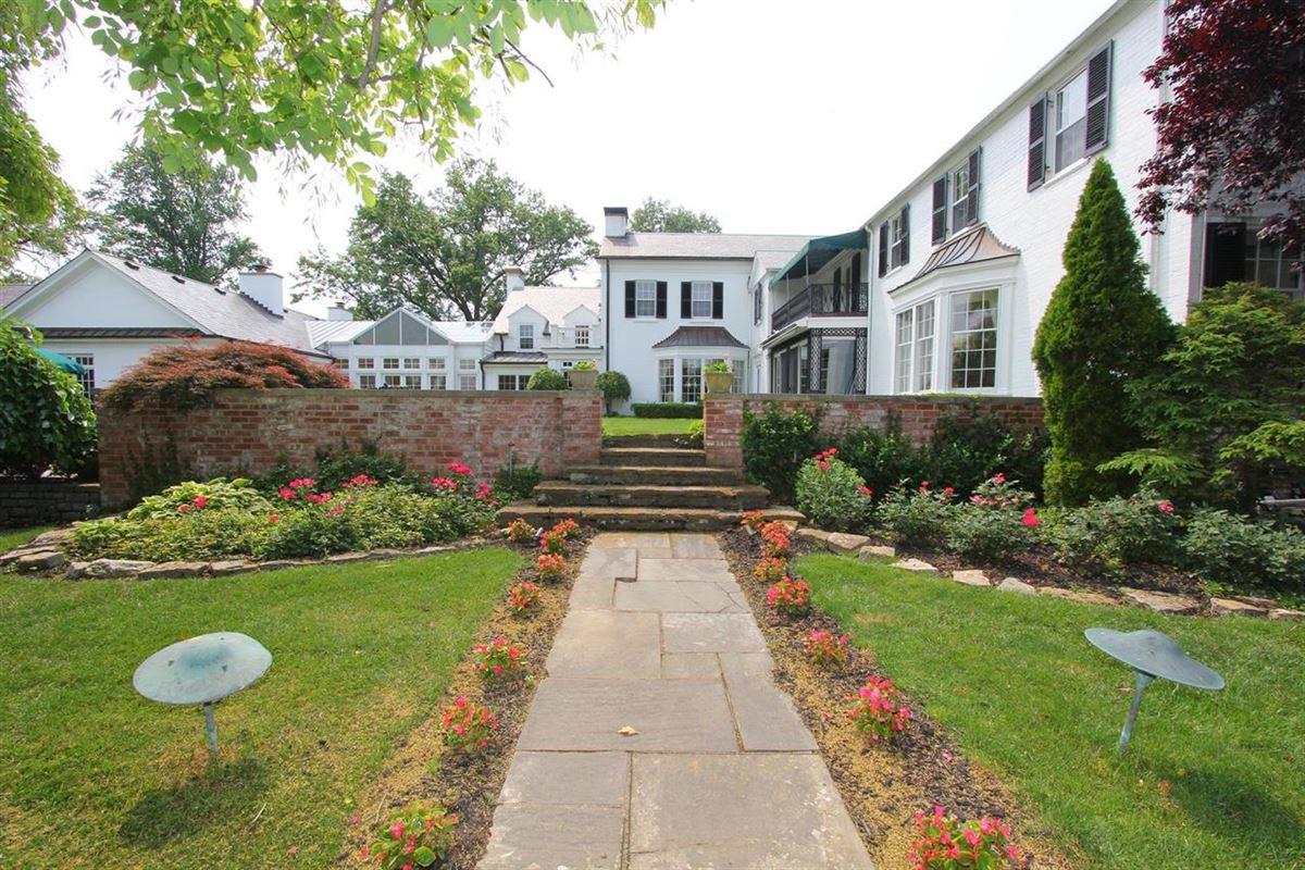 Luxury real estate Historical treasure