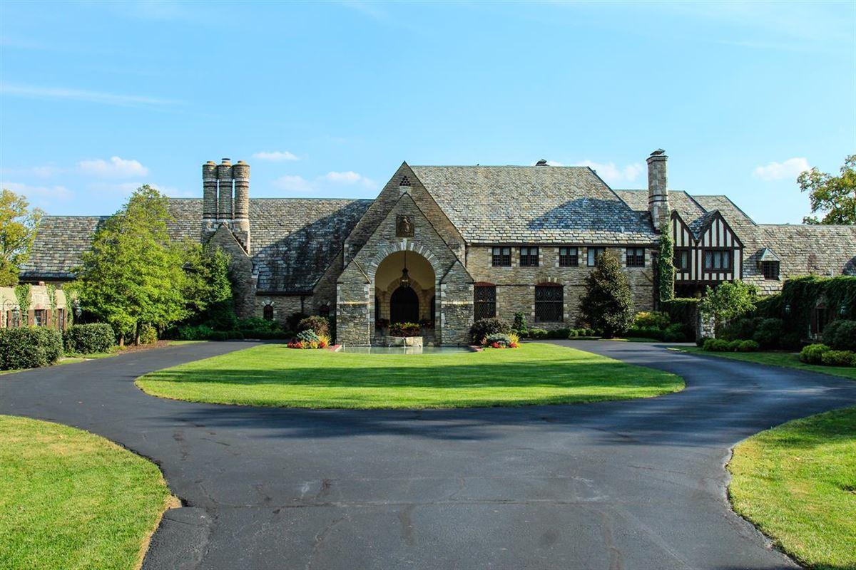 Alberly Manor Ohio Luxury Homes Mansions For Sale