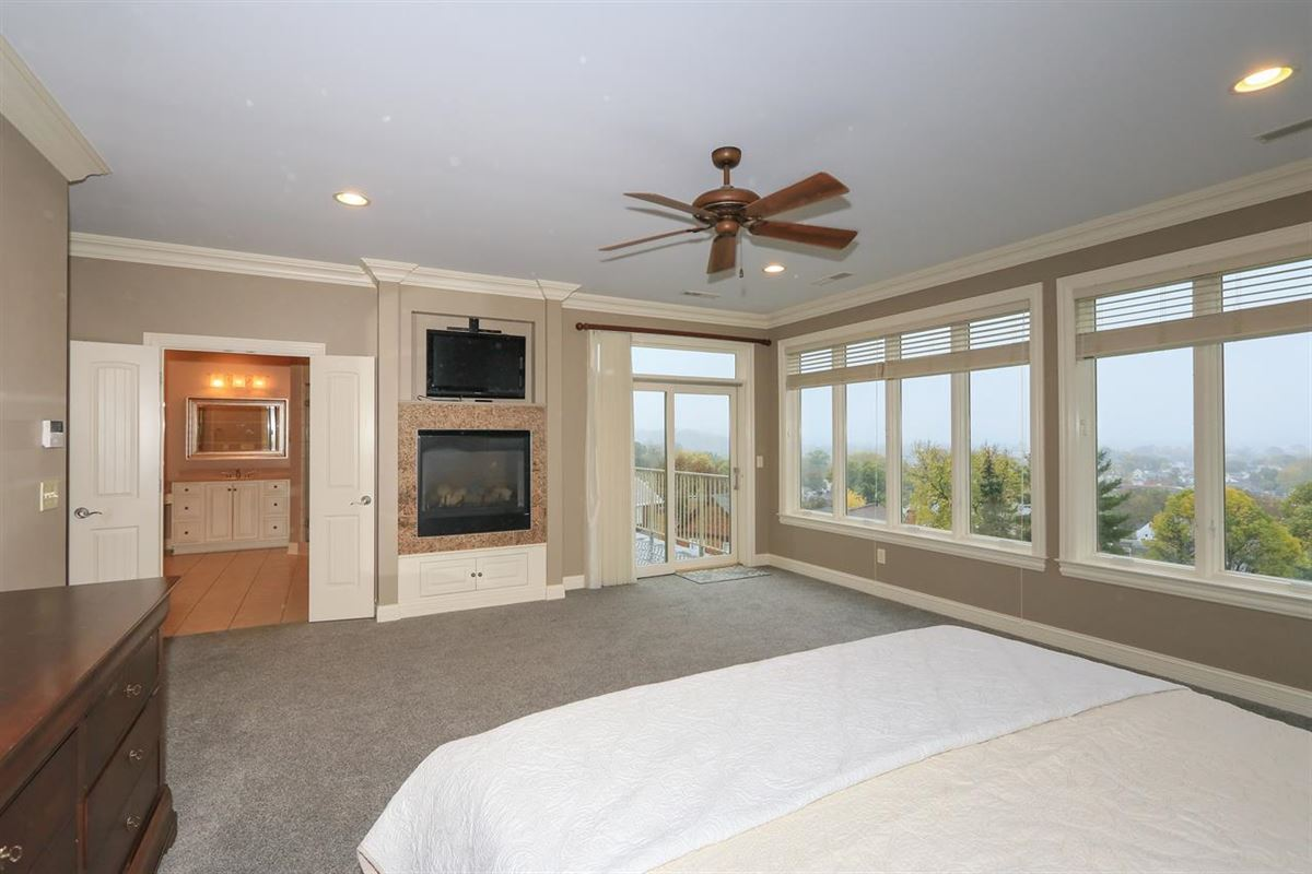 Custom Built Home with City Views! luxury real estate