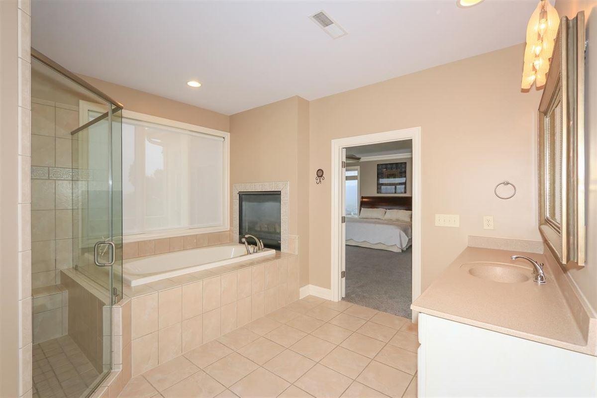 Custom Built Home with City Views! luxury properties