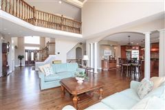 Beautiful, Custom Home on 14+ Acres luxury properties