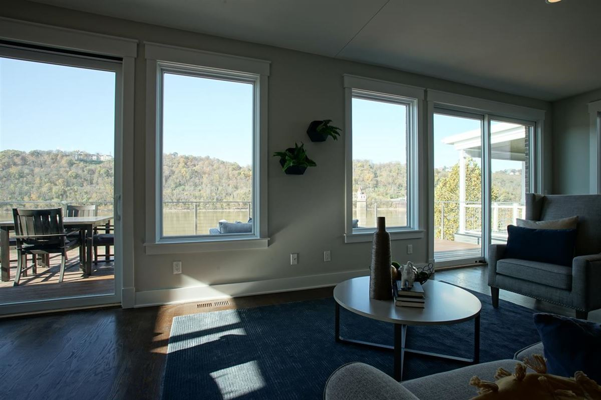 Luxury Living Along the Ohio River luxury real estate