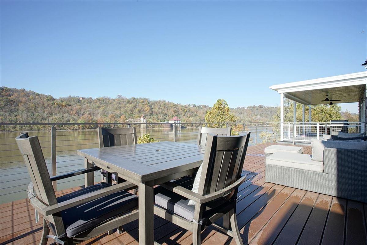 Luxury properties Luxury Living Along the Ohio River