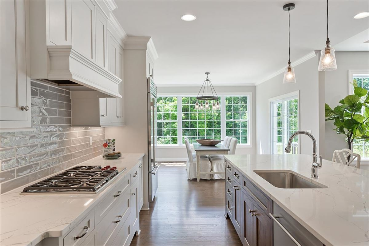 immaculate open plan custom home luxury real estate